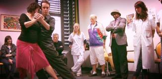 Association Bel Tango à l'Hôpital Corentin Celton