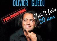 Olivier Guedj - J'ai 2 fois 20 ans