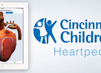 HeartPedia, l'application gratuite par le Cincinntati Children's Hospital