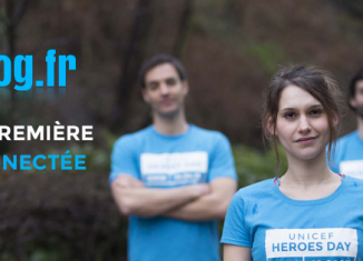 #UnicefHeroesDay by Doctiblog.fr